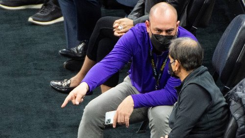 Kings send new representative to 2021 NBA Draft Lottery to change franchise's fortunes