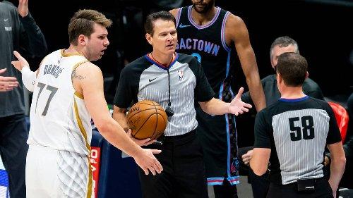 Luka Doncic scores 37 but Kings hold off Dallas Mavericks to snap nine-game losing streak