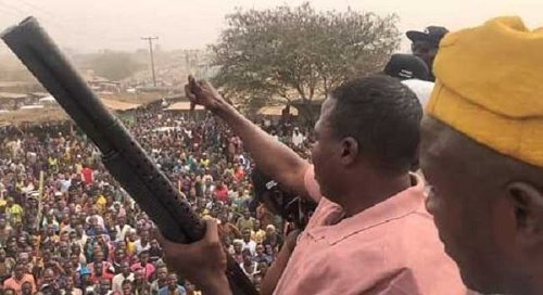 Christian Association Of Nigeria Speaks On Igboho's Attack On Pastor Adeboye