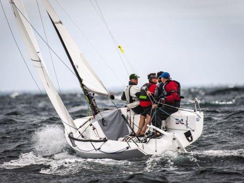 Sailboat Racing cover image