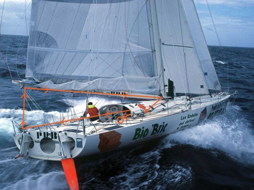 How to Use Your Sails to Start Your Engine
