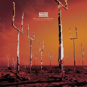 ミューズ『Origin of Symmetry』20周年記念リミックス&リマスター版 全曲公開