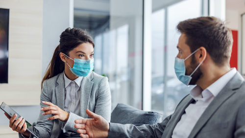 Survey Reveals 51% of U.S. Salespeople Expect to Travel Less Post-Pandemic - Salesforce News