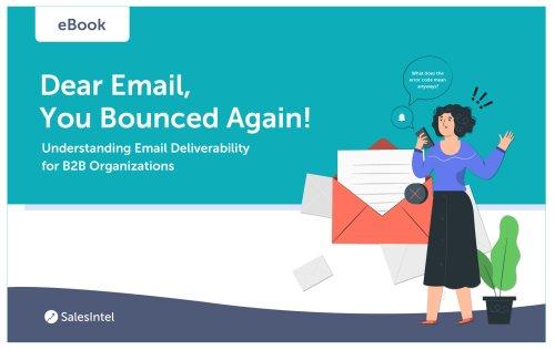 Ebook: Dear Email, You Bounced Again
