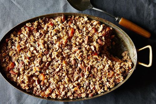 Baked oats are turning oatmeal haters into lovers