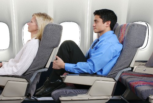 Why you don't own the right to recline in your airplane seat
