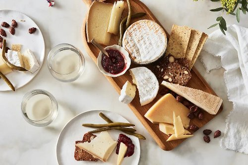 A guide to cheese and condiments for summer meals