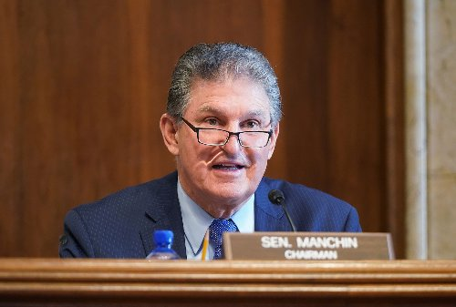 """Joe Manchin learned all of the wrong lessons from the Capitol riot: """"Jan. 6 changed me"""""""