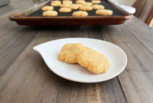 In the South, the cheese wafer — the savory-shortbread queen of every drinks party — is personal