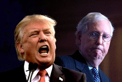 """Trump went on brutal rant against """"dumb SOB"""" Mitch McConnell in Mar-a-Lago speech: reports"""