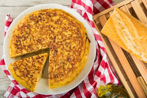 Tortilla española, mi cariño: An ode to the simple, perfect Spanish omelet