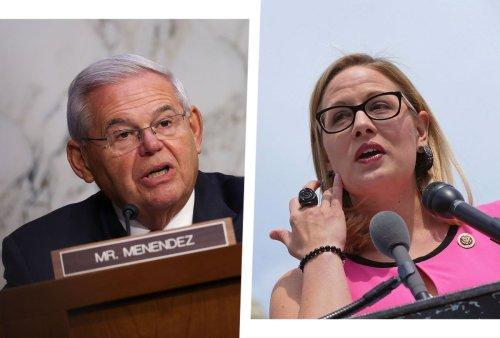 Not just Sinema: Pharma's million-dollar-man Bob Menendez shoots down House bill to lower drug costs