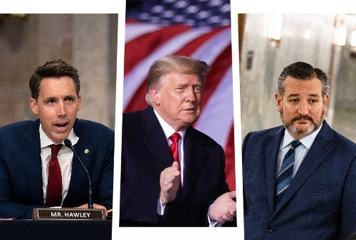Insurrectionist senators are co-conspirators and should not sit in judgement at Trump's trial