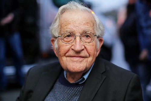"Noam Chomsky links Republicans lies to Nazi propaganda: ""They've turned into raging monsters"""