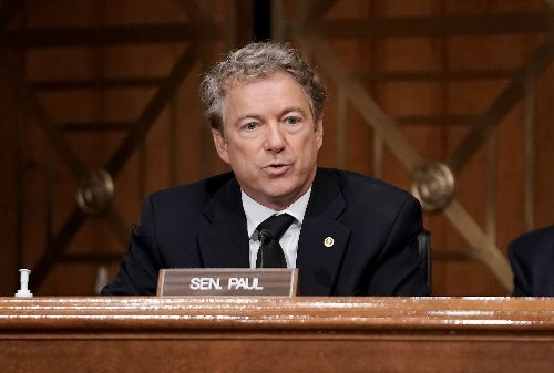 Rand Paul called out for being a liar after he claims he gave a standing ovation to Officer Goodman