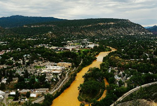 One in three US rivers have changed color since 1984. Here's what this means