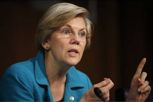 Elizabeth Warren just launched her latest populist fight -- and it impacts millions of American workers