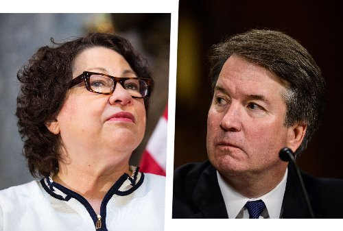 Sotomayor cites Kavanaugh's own words to slam his decision allowing life sentences for minors
