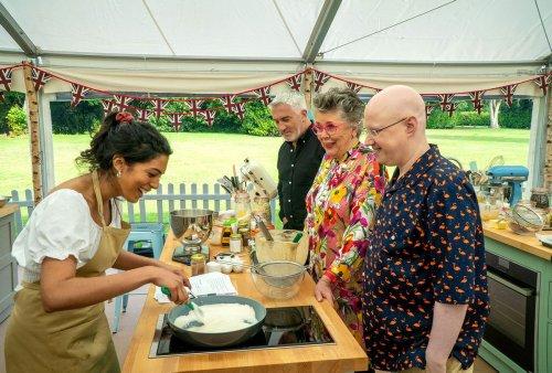 "The seasonal joy of ""The Great British Baking Show"""