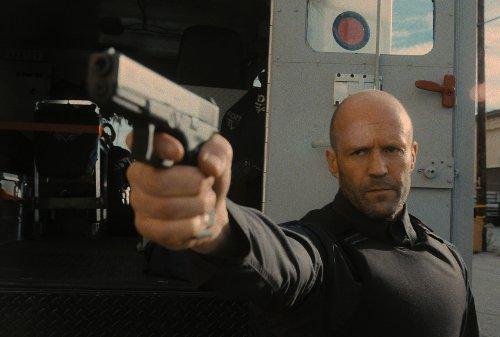 "In ""Wrath of Man,"" Jason Statham shoots his way through an overblown, yet fun revenge thriller"