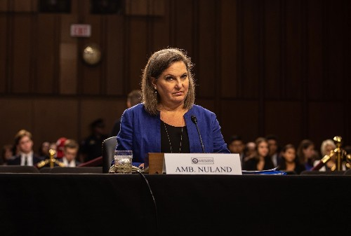 Who is Victoria Nuland? A really bad idea as a key player in Biden's foreign policy team