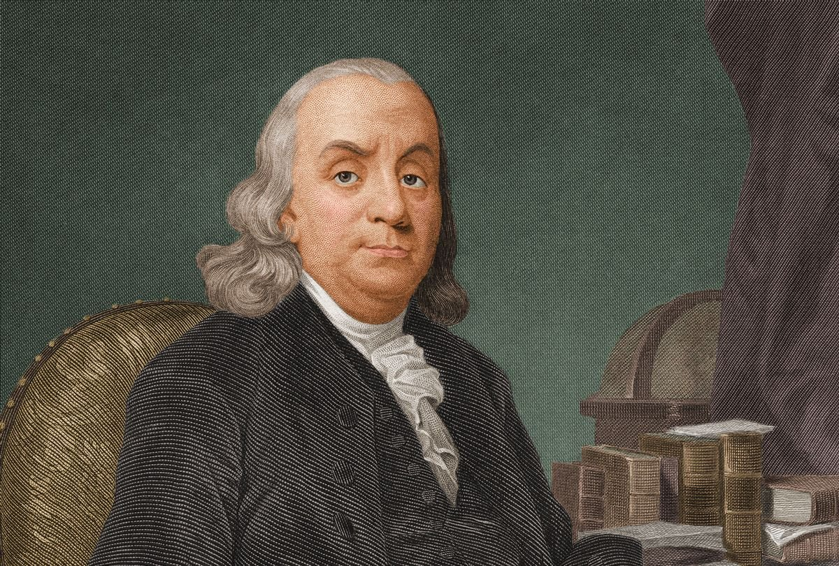 Colonial America was divided over smallpox inoculation, but Benjamin Franklin championed science