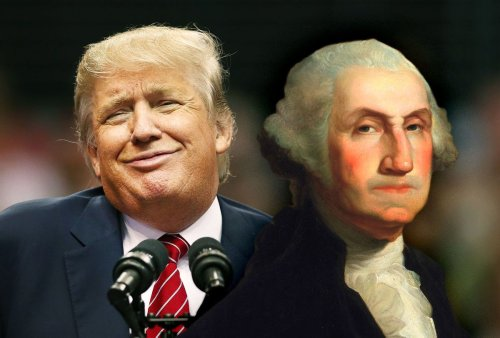 George Washington predicted Donald Trump: Why doesn't everyone know this?