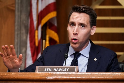 Amid donor blowback, Josh Hawley's fundraising problems get even more complicated