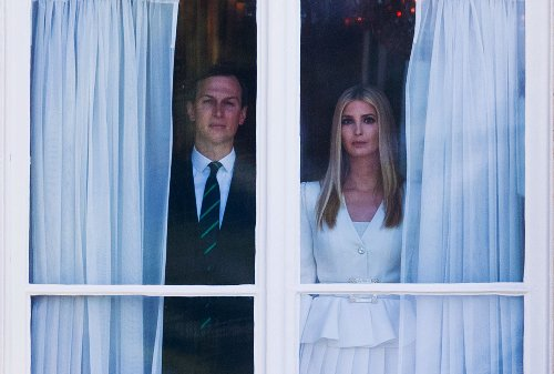 "Ivanka and Jared are ""advisers"" to new post-Trump right-wing think tank loaded with cash"