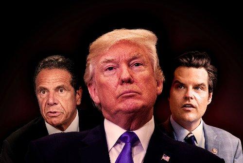 Trump's lasting legacy: Scandals don't hurt politicians like Matt Gaetz and Andrew Cuomo