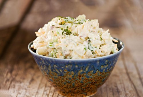 Here are the keys to crafting a classic potato salad, the ultimate make-ahead side dish