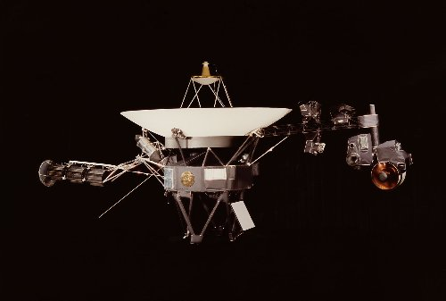 "The Voyager 1 probe is now so far away that it can hear the background ""hum"" of interstellar space"