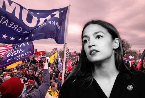 """AOC warns fellow Democrats: Republicans are laying the groundwork to """"overturn results"""" of elections"""