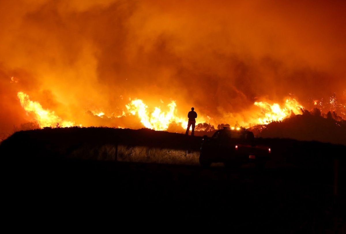 Here's what climate change means for wildfires in the West