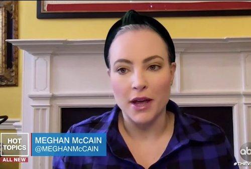 "Meghan McCain get schooled by White House press secretary Jen Psaki on ""The View"""