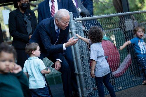 Trump supporters hurl profanities at Joe Biden as he greets children at daycare center: report