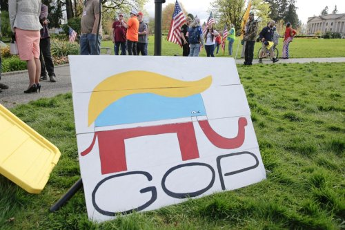 """GOP lawmaker leaves Republican Party over COVID-19 """"extremists"""""""