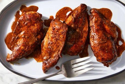 The vinegary bliss of balsamic chicken