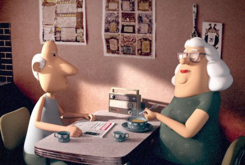 How to watch the Oscar-nominated animated shorts, from cuddly critters to the anxiety-ridden