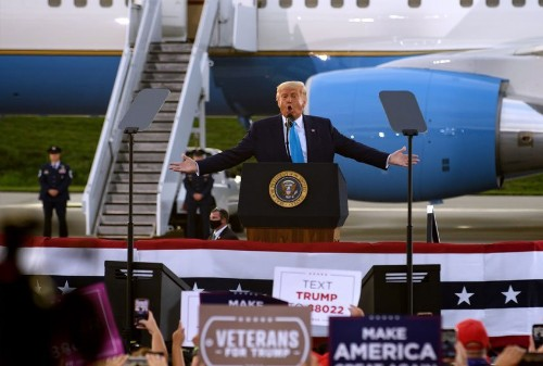 Palm Beach County rejects Trump's dream of having an airport named after him