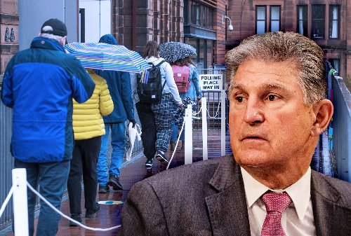 Joe Manchin's folly: Republicans don't want bipartisanship — they want power