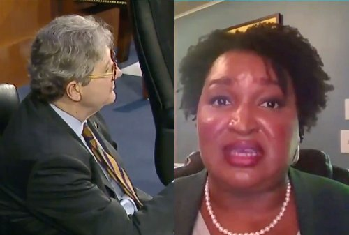 GOP Senator discovers Stacey Abrams did her homework on Georgia voter rights law