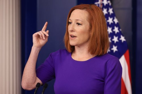 Jen Psaki slams Newsmax reporter for yelling questions after briefings end