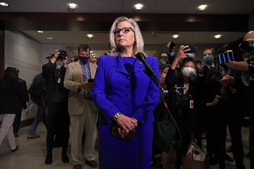 Liz Cheney rips Kevin McCarthy for withholding 'important information' about Capitol riot