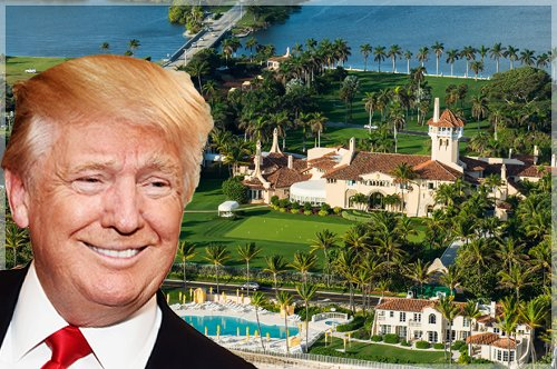 Palm Beach residents are trying to bar Trump from returning to Mar-a-Lago