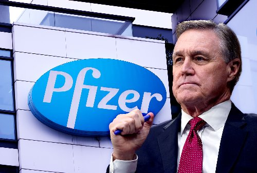 David Perdue bought Pfizer stock — a week before company said it would develop a vaccine