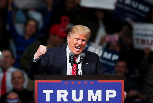 Trump rallies set to return any day now