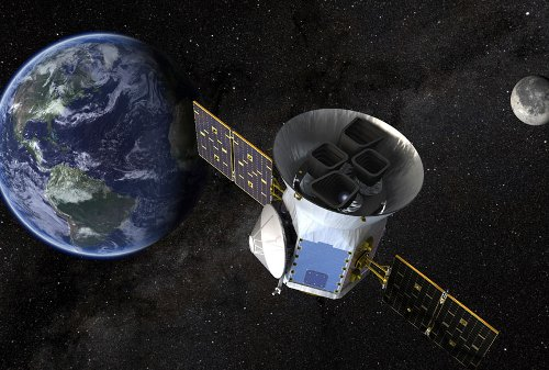A planet-hunting satellite discovered its smallest planet yet — and it's the same size as Earth