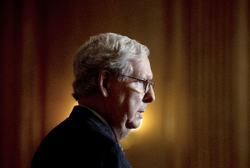 Did Mitch McConnell block relief bill for months because of a Kentucky nursing home mogul?