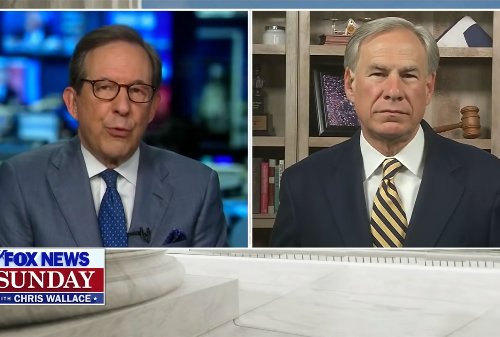 Fox's Chris Wallace corners Texas Gov. Greg Abbott on GOP border hypocrisy